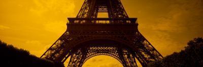 View of a Tower, Eiffel Tower, Champ De Mars, Paris, Ile-De-France, France