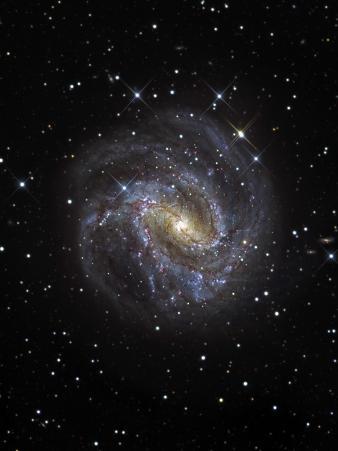 The Southern Pinwheel Galaxy