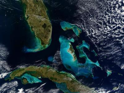 The Bahamas, Florida, and Cuba