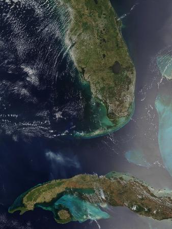 Florida and Cuba