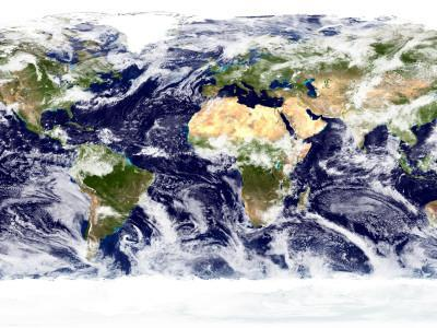 This Spectacular Image is the Most Detailed True-Color Image of the Entire Earth to Date