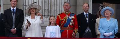 The Royal Family, June 2005