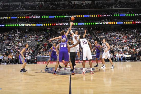 2c929af364f Phoenix Suns v New Jersey Nets