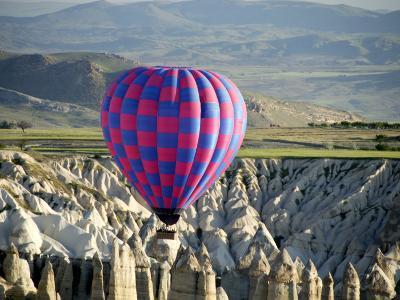 Balloon Ride over Capadoccia