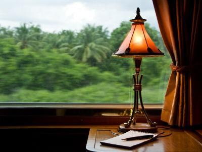 Orient Express Train Interior