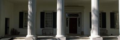 Colonnade of a Museum, The Hermitage, Nashville, Tennessee