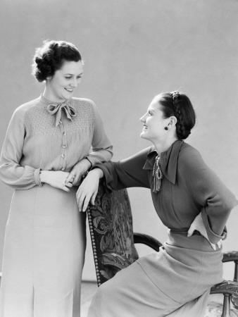 Women Gossiping