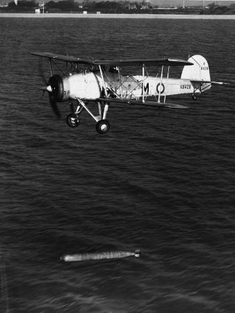 Torpedo in Flight