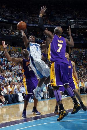 Los Angeles Lakers v New Orleans Hornets - Game Four, New Orleans, LA - April 24: Chris Paul