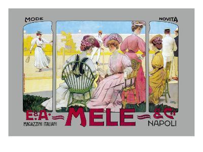 Mode Novita, E. A. Mele