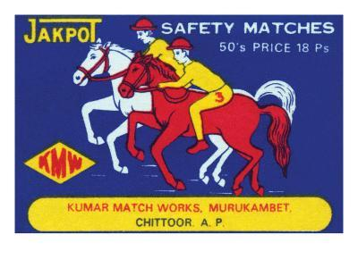 Jakpot Safety Matches