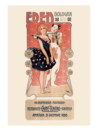 Eden: Ristorante-Caffe-Teatro-Birreria
