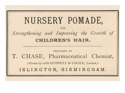 Nursery Pomade