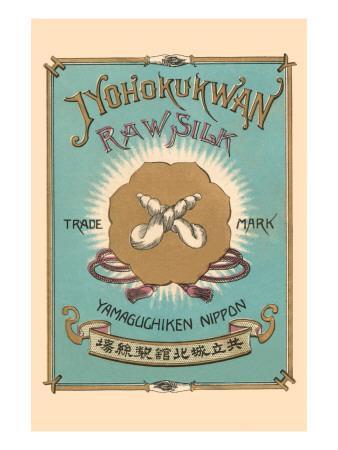 Jyohokukwan Raw Silk