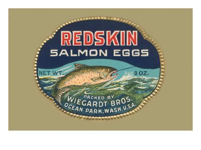 Redskin Salmon Eggs