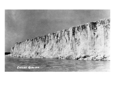 Cordova, Alaska - View of Child's Glacier