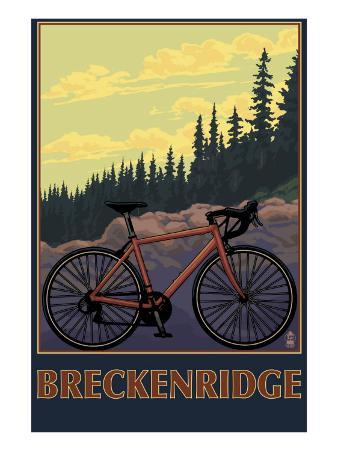 Breckenridge, Colorado - Mountain Bike