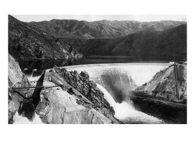 Boise, Idaho - Arrowrock Dam