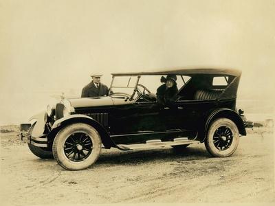 Touring Car, Circa 1920s