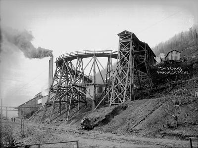 Topworks Franklin Mine, 1902