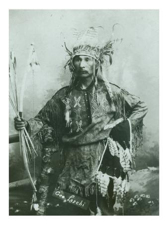 George Leschi, Circa 1895