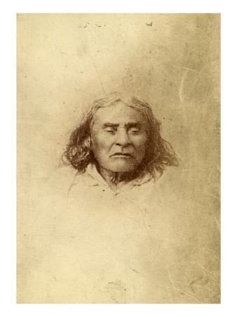 Chief Seattle, Circa 1865