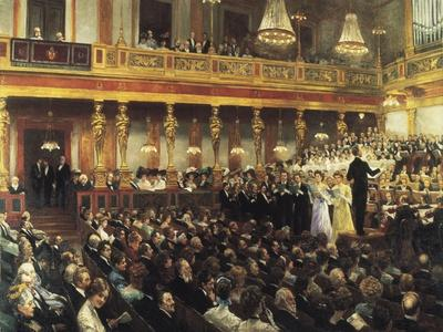 The Vienna Opera