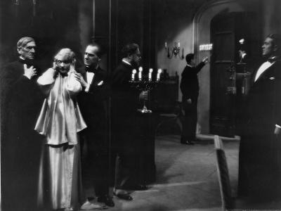 Roger Karl and Jean Galland: Fantomas, 1932