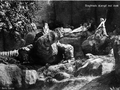 Paul Richter: Die Nibelungen: Siegfried, 1924