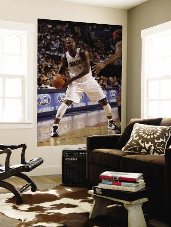 Detroit Pistons v Dallas Mavericks: DeShawn Stevenson and Richard Hamilton