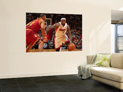 Cleveland Cavaliers  v Miami Heat: LeBron James