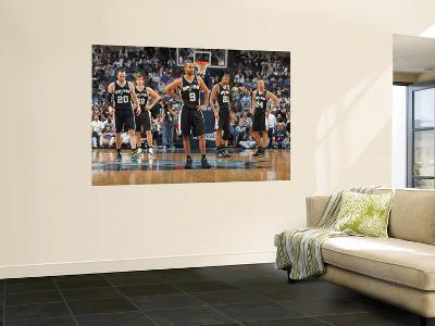 San Antonio Spurs v Memphis Grizzlies - Game Four, Memphis, TN - APRIL 25: Tony Parker