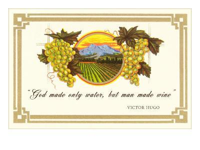 God Made Only Water