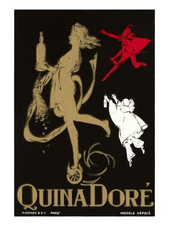 Quina Dore, Wine Advertisement