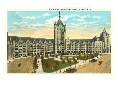 D & H Journal Building, Albany, New York