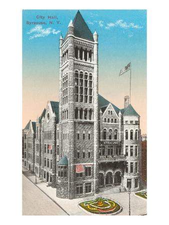 City Hall, Syracuse, New York