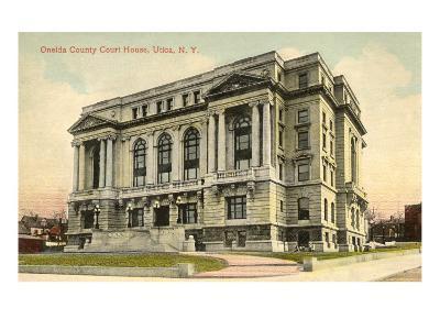 Oneida County Courthouse, Utica, New York