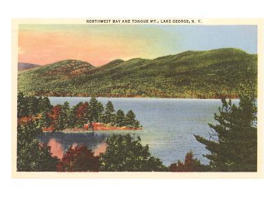 Northwest Bay, Lake George, New York