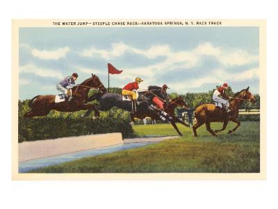 Steeple Chase, Saratoga Springs, New York