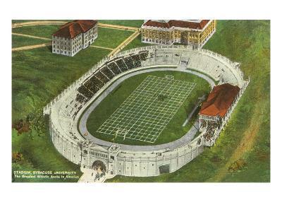 Syracuse University Stadium, New York