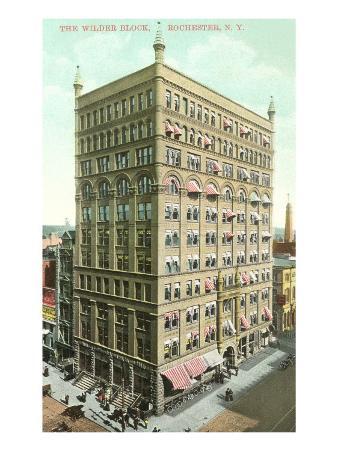 Wilder Block, Rochester, New York