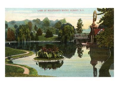 Lake of Wolfoorts Roost, Albany, New York