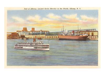 Port of Albany, New York
