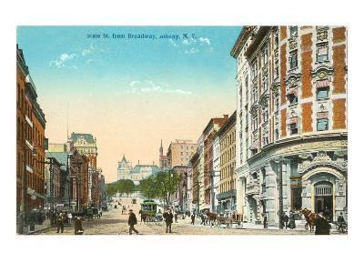 State Street, Albany, New York