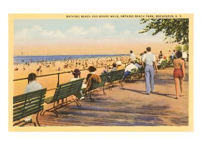 Boardwalk, Rochester, New York