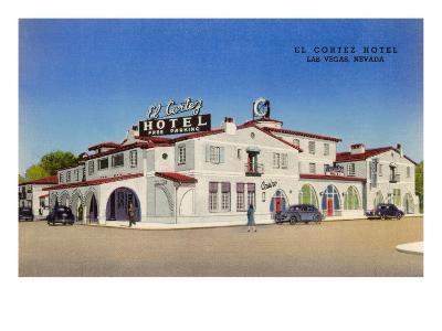 El Cortez Hotel, Las Vegas, Nevada