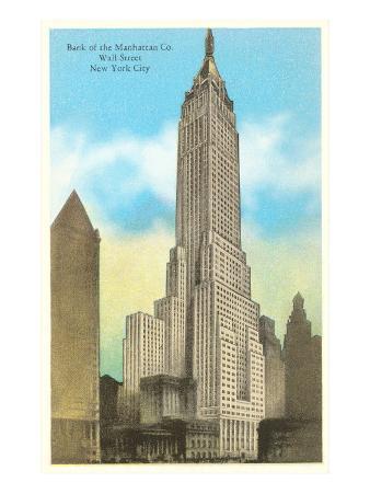 Bank of Manhattan, New York City
