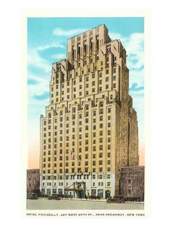 Hotel Piccadilly, New York City