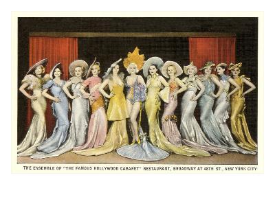 Hollywood Cabaret Ensemble, New York City