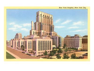 New York Hospital, New York City